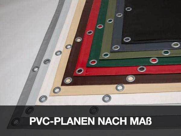 PVC-Planen nach Maß