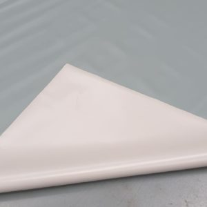 3,-€ // m² 2,5m LKW Plane SILBER RAL 9006 B-Ware PVC 720g//m²