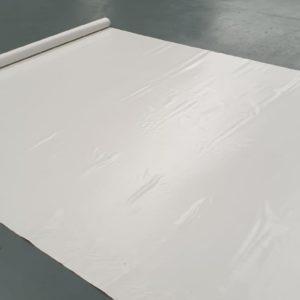 2,5m PVC 680g//m² B-Ware SCHWARZ RAL 9005 LKW Plane 3,-€ // m²
