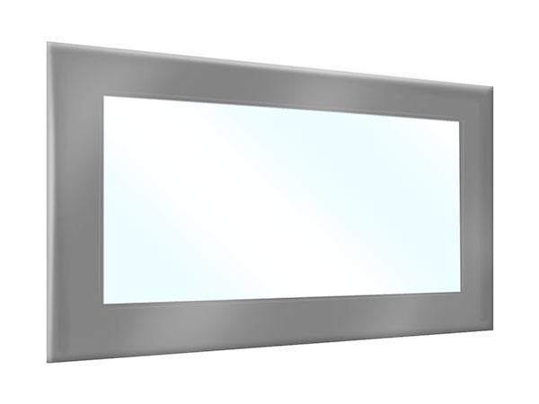 PVC Plane Terrasse oder Carport mit Fenster