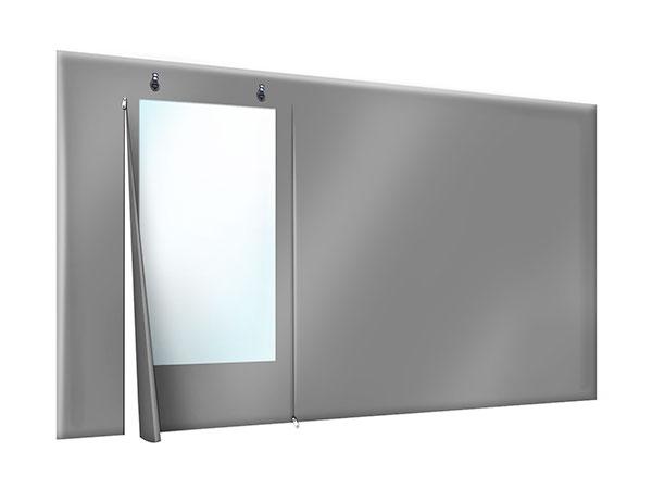 PVC Plane Terrasse oder Carport mit Tür und Fenster